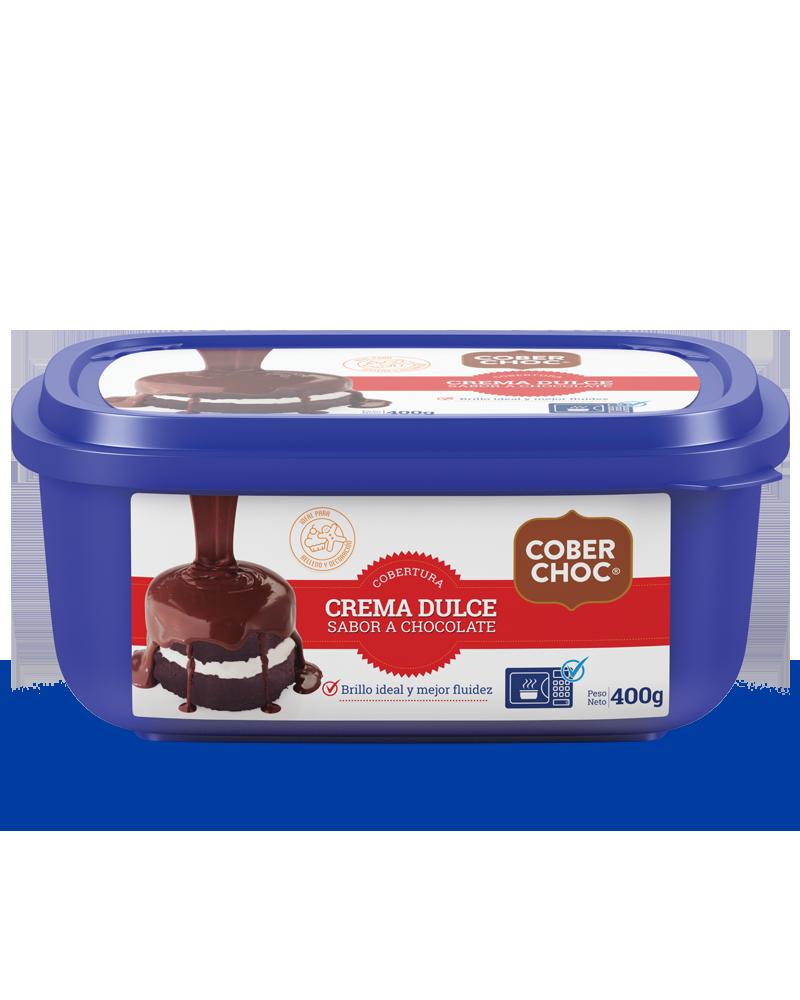 Chocolate Coberchoc Crema Dulce | La Fabril
