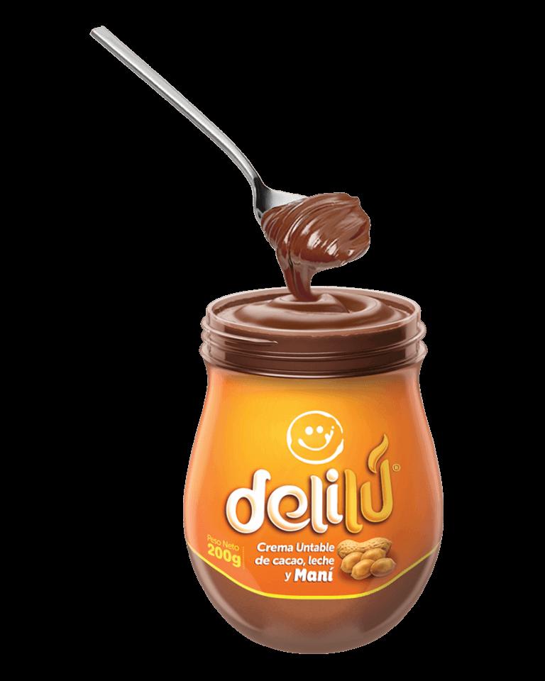 Chocolate Untable Delilú Maní | La Fabril