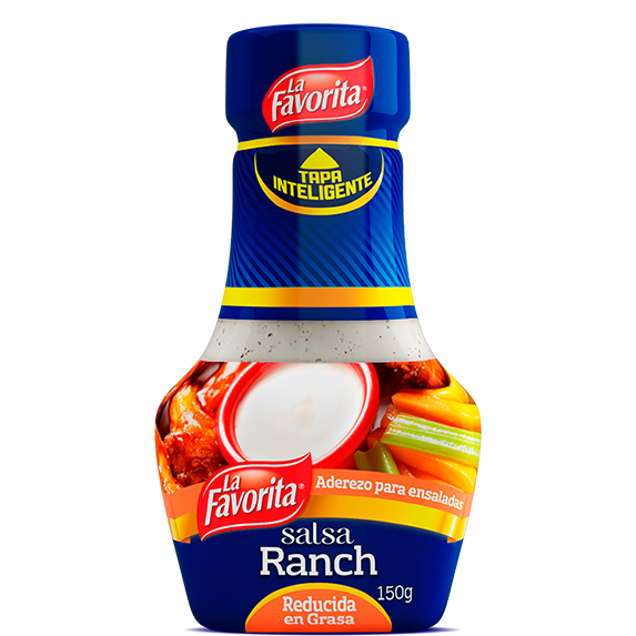 La Favorita Salsa Ranch | La Fabril