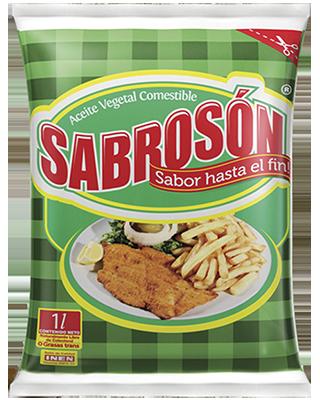 Aceite Vegetal Sabroson | La Fabril