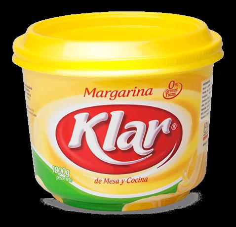 Margarina Klar | La Fabril