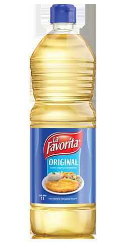 La Favorita Aceite Original | La Fabril