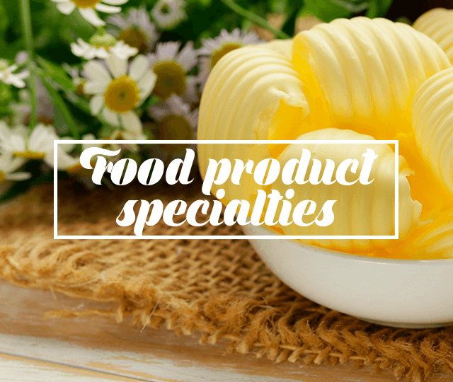 Food Product Specialties